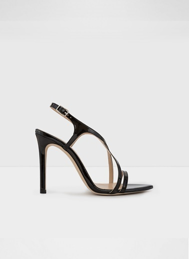 Aldo Nidau-Tr - Siyah Kadin Topuklu Sandalet Siyah